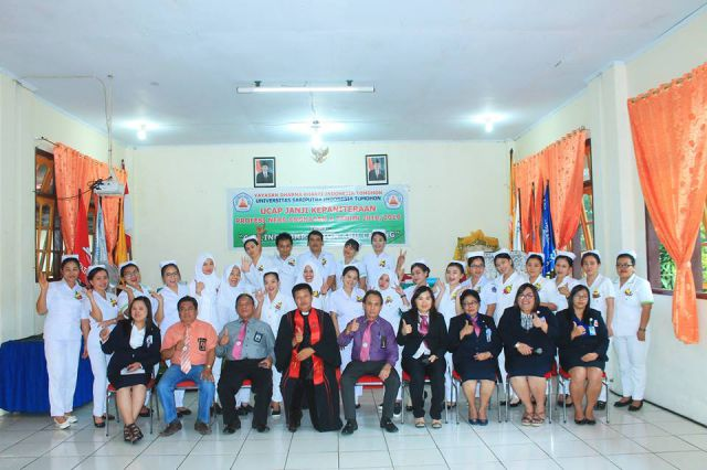 Capping Day UNSRIT 2018